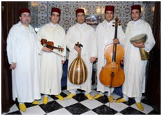 Ensemble Andalussiat Al Assili