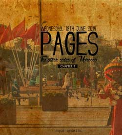 Pages the other sides of Morocco