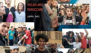 Lamia Naji: Yes, we are! Moroccans