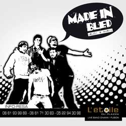 Made in Bled @ L'Etoile du Plazza