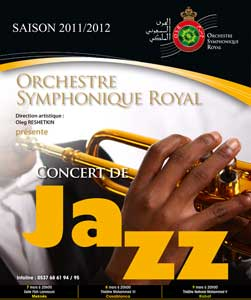 Combo Jazz par l'Orchestre Symphonique Royal