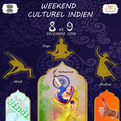 Week-end culturel indien