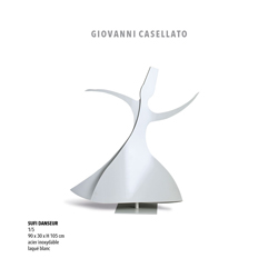 Karim Alaoui et Giovanni Caselatto : Sculpture & design