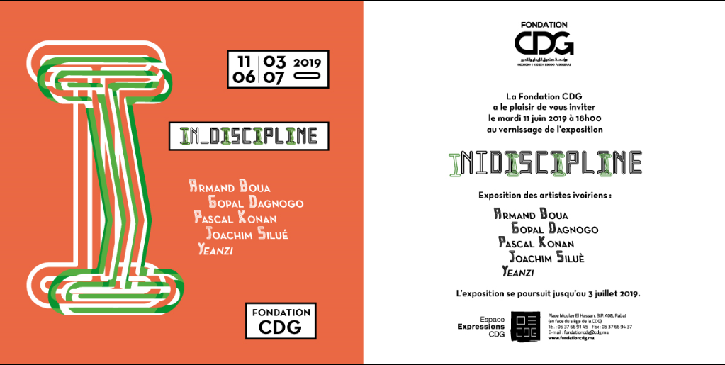 Exposition collective : In-discipline