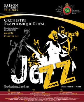 Orchestre Symphonique Royal : Concert de Jazz